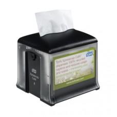 Cafe Tork Xpress Black Tabletop Napkin Dispenser