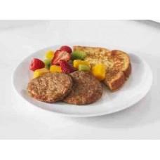 Turkey Sausage Breakfast Patties Full Cooked 113/1.42 O