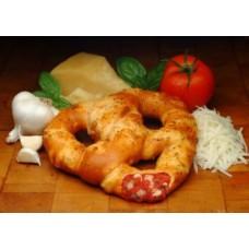 K&S Stuffed Mozzerella Pizza Pretzel 24/5.5 Oz