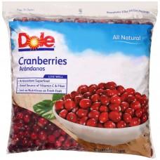 Iqf Cranberries 2/5 Lb Bags CS