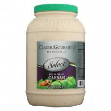 Creamy Caesar Dressing Deluxe 4/1 Gal