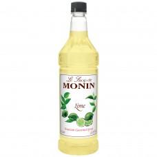 Monin Lime Syrup 4/1 Liter