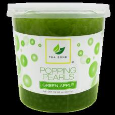 Green Apple Popping Pearls Teazone 7lb/Tub