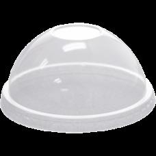 Dome Lid 92 Mm Pet Fits 5-12 Oz Nh 1000/Ct