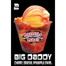 M Mikes Big Daddy Italian Ice 3 Gal Tub