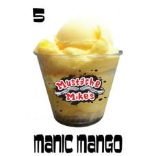M Mikes Manic Mango Italian Ice Pints 6/Ct