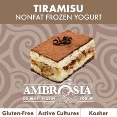 Ambrosia Nf Tiramisu Yogurt 6/64 Oz